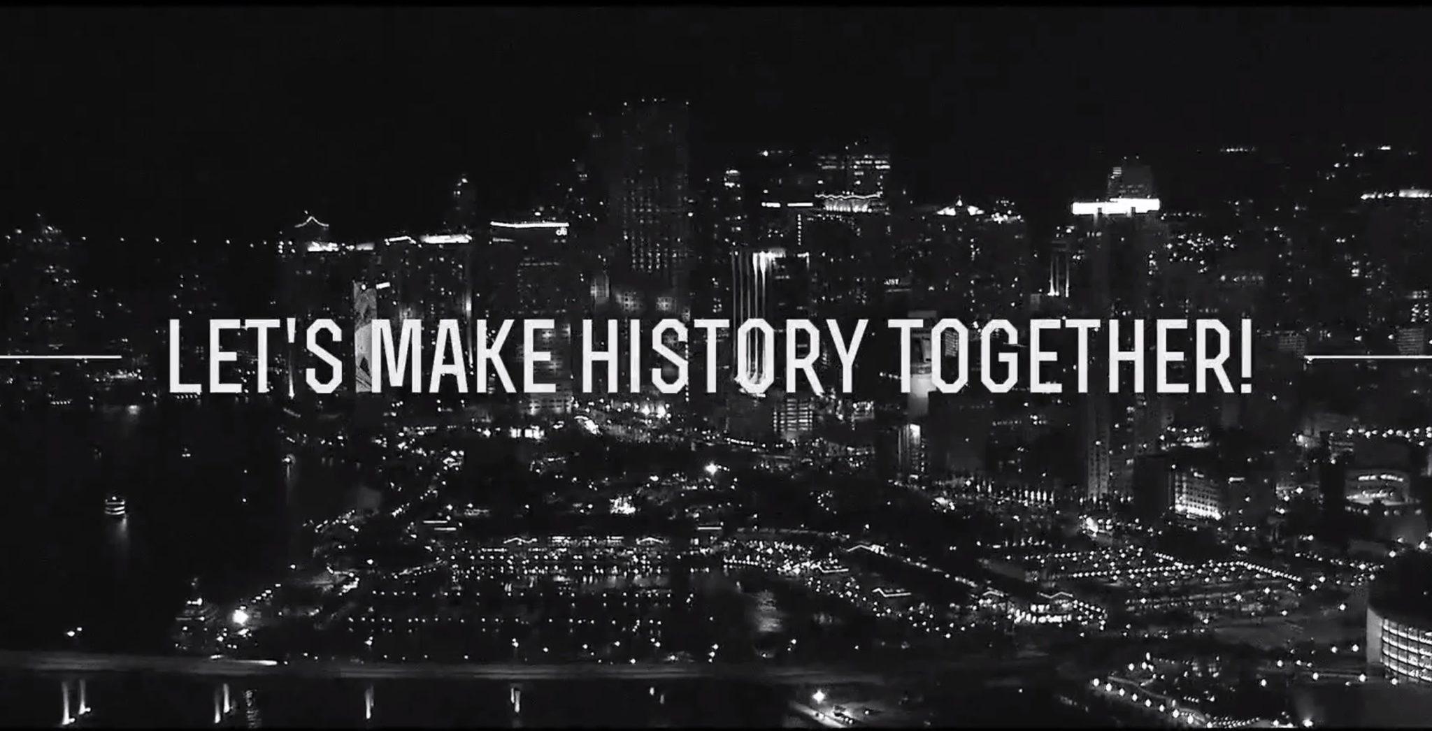 Qual o nosso lugar na história?