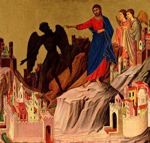 MAIS sete coisas que você pode NÃO saber sobre a Tentação de Cristo