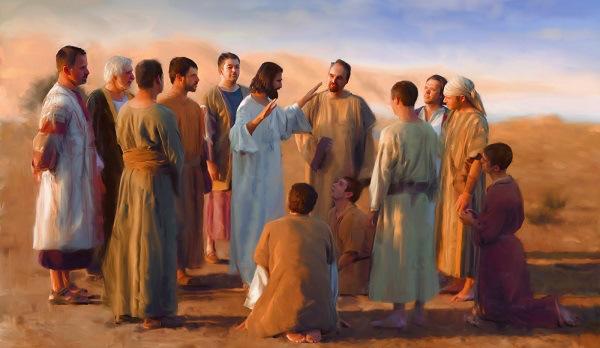 As limitações dos discípulos – Subsídio para a 9ª Lição – 31/05/2015