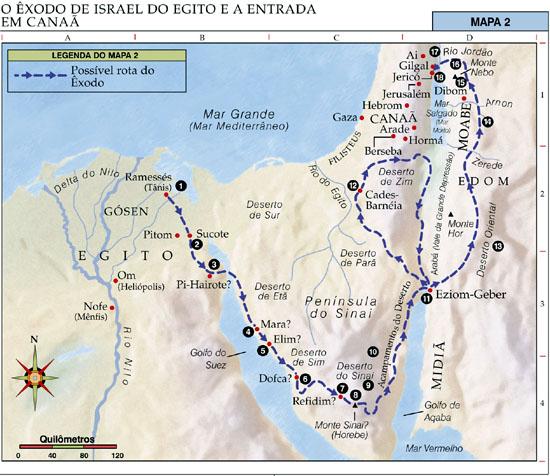 Israel no Egito