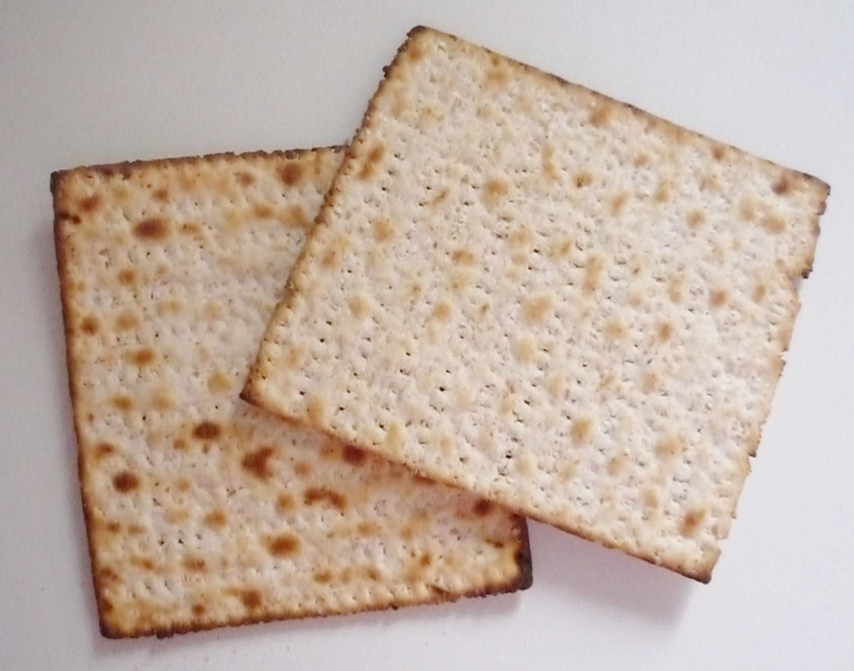 Matzá - Pão sem fermento