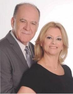 Pr João e Esposa