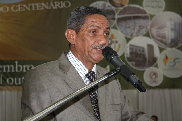 Pr. José Carlos de Lima é o novo presidente da UMADENE