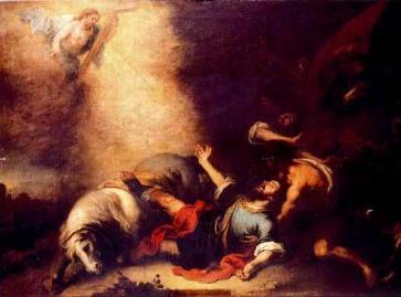 Os aguilhões com os quais Jesus cutucou Saulo de Tarso