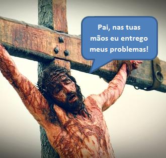 Deixe seus problemas nas mãos de Deus e descanse!
