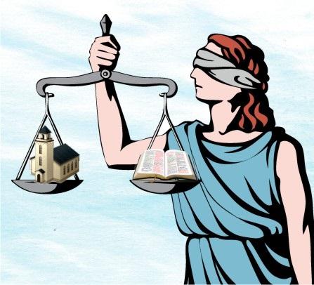 Os males da judicialização da Igreja