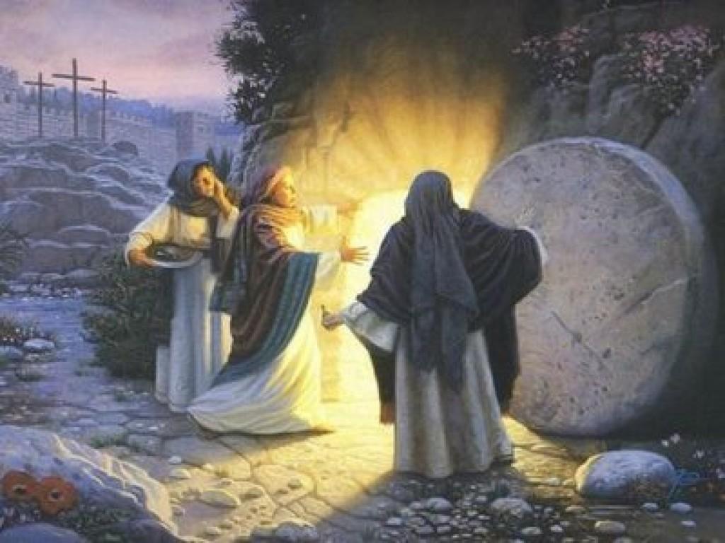 A Ressurreição de Cristo!