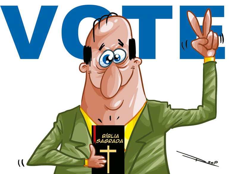 Oito mentiras que contam nas igrejas sobre política e eleições