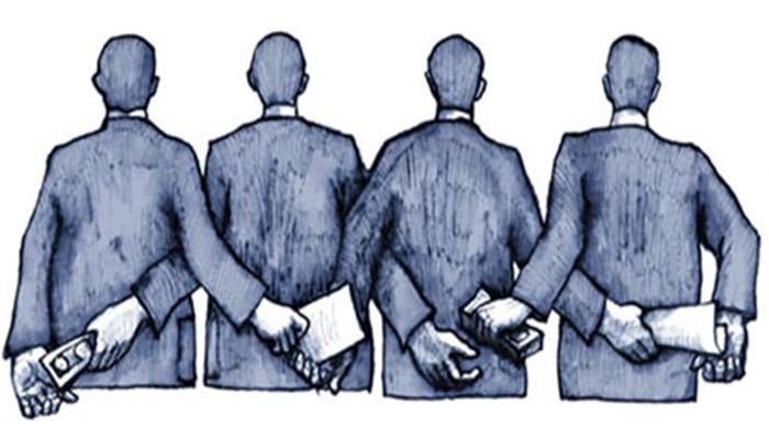 Corrupção institucionalizada