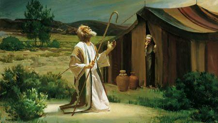 Deus chamou Abraão em Ur ou em Harã?