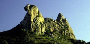 Quixadá Pedra da Galinha Choca