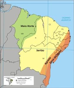 Sertão brasileiro