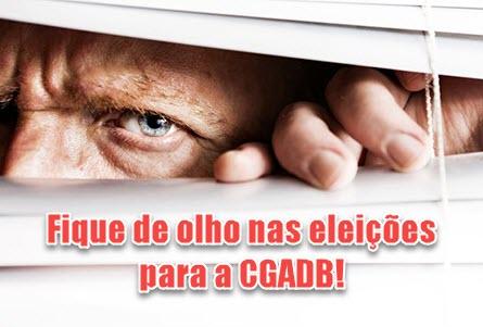 Fique de olho nas eleições para a CGADB