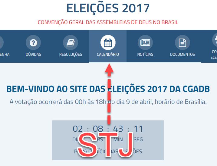 STJ decide reunir ações contra a CGADB!