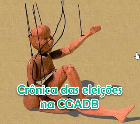 Crônica das eleições na CGADB