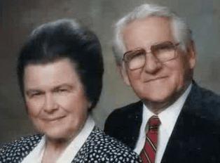 Casal Ruth Doris e João Kolenda