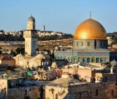 Há 69 anos Jerusalém tornava-se capital do moderno Israel!