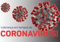 Liderança em tempos de coronavírus!